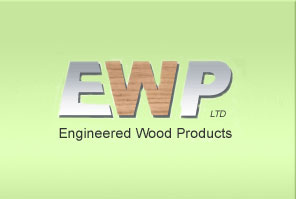 EWP (Engineered Wood Products) - Logo